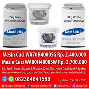 Mesin Cuci Otomatis Top Loading Samsung 7kg 8kg Garansi Resmi Motor 5 Tahun (29932378) di Kota Pekanbaru
