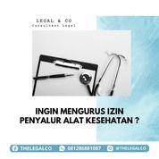 IZIN PENYALUR ALAT KESEHATAN DIBERIKAN OLEH (29933091) di Kota Jakarta Selatan