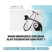 IZIN EDAR ALAT KESEHATAN DAN PKRT (29933108) di Kota Jakarta Selatan