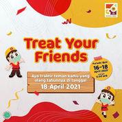 HokBen Treat Your Friends (29934494) di Kota Jakarta Selatan