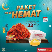 Richeese Paket New Hemat (29935578) di Kota Jakarta Selatan