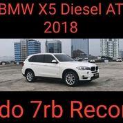 BMW X5 2.5d Diesel A/T 2018 Putih 7rb Mercy ML 250 ML250 2017 Gl 350 Gl350 2015/2016 (29942633) di Kota Jakarta Utara