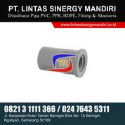 FITTING PIPA UPVC TRILLIUN PUREFLO FAUCET SOCKET TIPE AW READY (29945342) di Kab. Aceh Singkil