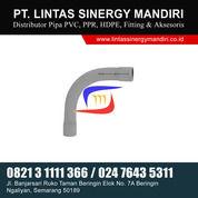 FITTING PIPA UPVC TRILLIUN PRO BEND SNI 45 DERAJAT SC MURAH READY (29945535) di Kab. Pidie