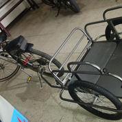 Bak Gantol Model Lipat Serba Guna Untuk Sepeda Pancal MTB Seli DLL (29948304) di Kab. Tulungagung