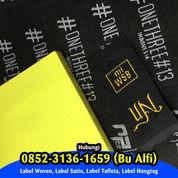 """0852-3136-1659 (Bu Alfi) Buat Label Kaos Indramayu, Buat Label Woven Indramayu, Buat Label Hijab I (29949063) di Kab. Indramayu"