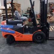 Forklift Elektrik 2 Ton Mast 5 Meter Noblelift Trenggalek (29950505) di Kab. Trenggalek