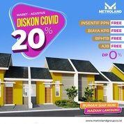 Dapatkan Promo Terbaru Metroland Beli Rumah DP 0% Semua Type Ready (29950518) di Kab. Bekasi