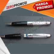 Souvenir Promosi Flashdisk Pen Kristal FDPEN16 Kapasitas 16gb (29950595) di Kota Tangerang