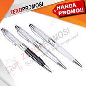 Souvenir Promosi Flashdisk Pen Kristal FDPEN16 Kapasitas 32gb (29950600) di Kota Tangerang