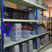 RAK GUDANG SHELVING TAHAN BEBAN 500 KG PERAMBALAN (29952902) di Kab. Rembang