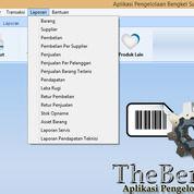 Software Kasir Toko Bengkel TheBengkel Dengan Struk (29954549) di Kota Padang Panjang