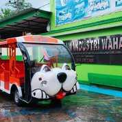 Wahana Odong Odong Mobil Kereta Mini Wisata Mesin Ok Model Banyak PROMO (29957438) di Kab. Garut