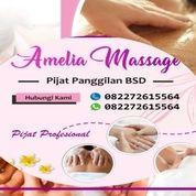 Pijat Panggilan Bsd Serpong Amelia Massage (29957532) di Kota Tangerang Selatan