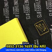 TANGAN PERTAMA 085231361659 Buat Label Baju Banjar (29957605) di Kota Banjar