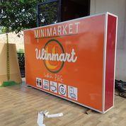 Neonbox Akrilik 120 X 240cm (29959403) di Kota Medan