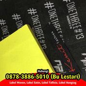LANGSUNG PABRIK 087838865010 Tempat Bikin Label Baju Purworejo (29961361) di Kab. Sleman