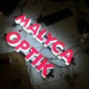 PEMBUATAN HURUF TIMBUL AKRILIK LED | SINGKAWANG (29962713) di Kota Bima