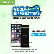 Hippo Baterai Iphone 6+ | 2915 MAH Original Premium Cell Quality (29963950) di Kota Jakarta Barat