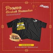 Otak Miring Clothing Promo Berkah Ramadhan OTMI (29964484) di Kota Semarang