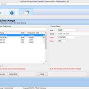TheBengkel Aplikasi Pengolahan Kasir Sederhana (29965631) di Kab. Rejang Lebong