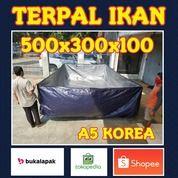 Terpal Kolam Ukuran 5x3x1 Cm Bahan A5 Korea (29966056) di Kota Jakarta Barat