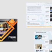 Jasa Desain Company Profile Murah Di Medan (29969713) di Kota Medan