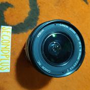 Lensa Canon EF-S 18-55mm 1:3.5-5.6 II (29970692) di Kota Jakarta Selatan