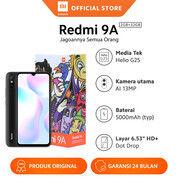 Redmi 9A 2/32 GB NEW SEGEL (29971048) di Kota Malang