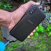 SAMSUNG A01 2/16GB FULLSET (29971138) di Kota Malang