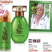"Parfum Mesir ""Jenan EDT For Women + Body Spray"" (29971726) di Kota Medan"