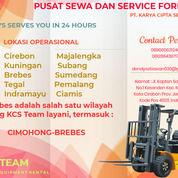SEWA DAN SERVICE FORKLIFT CIMOHONG-BREBES PT.KCS - 081286439717 (29978688) di Kab. Cirebon