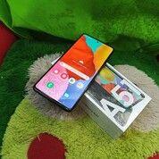 SAMSUNG A51 6/128GB FULLSET (29980462) di Kota Malang