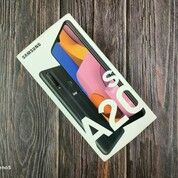 SAMSUNG A20S 4/64GB (29980923) di Kota Malang