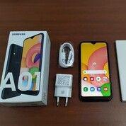 SAMSUNG A01 2/16GB FULLSET (29980965) di Kota Malang