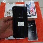 SAMSUNG A20S 4/64GB FULLSET (29982171) di Kota Malang