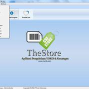Paket Aplikasi Software Kasir TheStore Dengan Struk (29985864) di Kab. Rejang Lebong