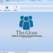Aplikasi Akuntansi TheAkun Berkualitas (29992352) di Kota Langsa