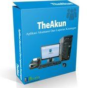 TheAkun Software Akuntansi Lengkap (29993468) di Kab. Seluma