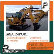 JASA IMPORT ALAT BERAT | PARTNERIMPORT.COM (29993628) di Kota Jakarta Timur