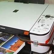 Printer Canon Mp258 Print Scan Coppy Normal Siap Pakai (29998327) di Kota Surabaya