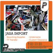 JASA IMPORT SEPATU BARU DAN BEKAS | PARTNERIMPORT.COM (30006970) di Kota Jakarta Timur