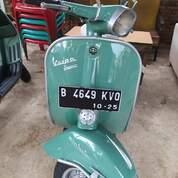 Vespa Super Thn 1976 Hijau Muda (30007754) di Kab. Bekasi