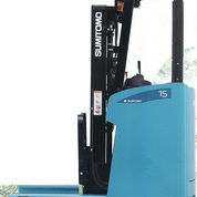 Forklift Sumitomo Quapro 1.5 Ton Forklift Bekas Trilift (30010065) di Kota Jakarta Utara