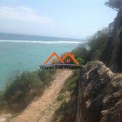 Tanah Pinggir Tebing Pantai Nusa Dua Bali (30012319) di Kab. Badung