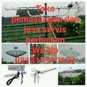 Agen Pemasangan Antena TV Pasar Kemis Tangerang + Parabola (30012455) di Kota Tangerang