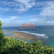Tanah Pinggir Tebing Pantai Green Bowl Jimbaran Bali (30013377) di Kab. Badung