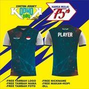 Jersey Olahraga Desain Sesukamu/Desain Custom Suka2 (30021471) di Kab. Lumajang