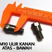 Baut Peninggi Spion M10KN Cocok Untuk Honda Dan Kawasaki (30022345) di Kab. Blitar