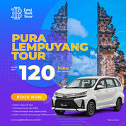 TOUR HARIAN MURAH - TAMAN UJUNG SUKASADA (30023204) di Kab. Badung